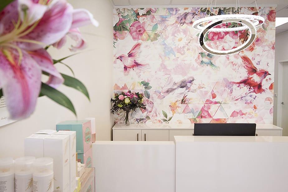 Pania Ryan Beauty Retreat. A Floral Escape