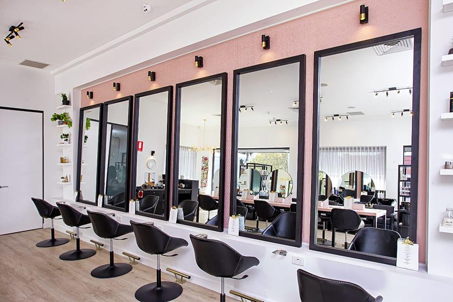 Toscani & Blow Bar.  Hair Salon meets Cocktail Bar.